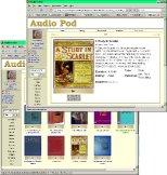 Audio Pod Library