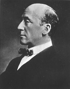 Algernon Blackwood's Image