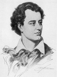 Lord Byron's Image