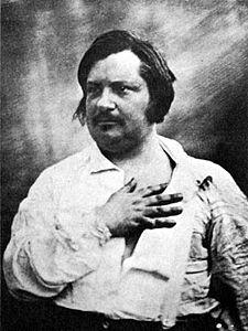 Honore de Balzac's Image