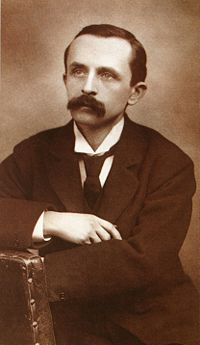 James M. Barrie's Image