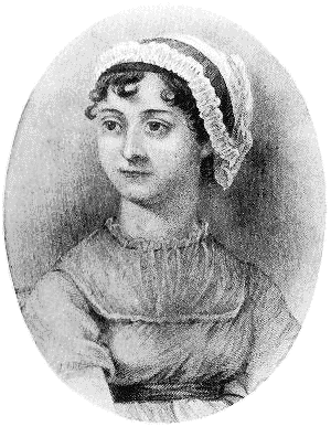 Jane Austen's Image