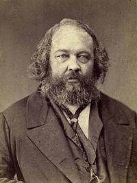 Mikhail Bakunin's Image