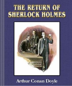 Cover Art for The Return of Sherlock Holmes