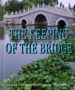 Cover Art for The Keeping of the Bridge