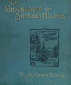 Cover Art for The Adventures of Sherlock Holmes