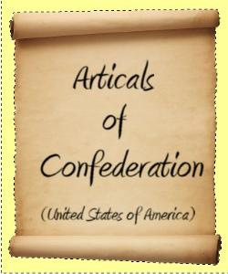 Cover Art for Articles of Confederation