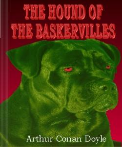 Cover Art for The Hound of the Baskervilles