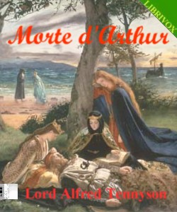 Cover Art for Morte d'Arthur