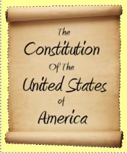 Cover Art for The Constitution of the United States...