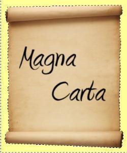 Cover Art for Magna Carta