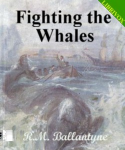 Cover Art for Fighting the Whales