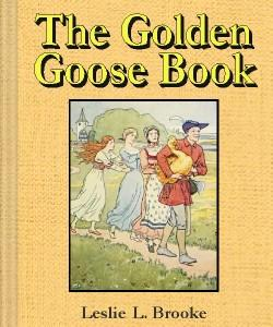 Cover Art for The Golden Goose Book