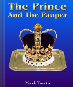 Cover Art for The Prince and the Pauper