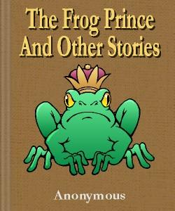 Cover Art for The Frog Prince and Other Stories