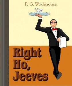 Cover Art for Right Ho, Jeeves