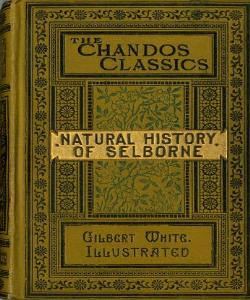 Cover Art for The Natural History of Selborne