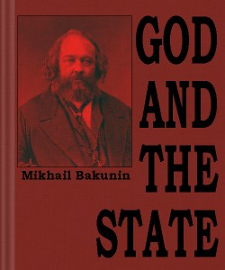 Cover Art for God and the State
