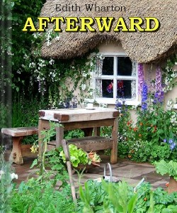Cover Art for Afterward
