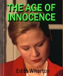 Cover Art for The Age of Innocence