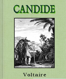 Cover Art for Candide