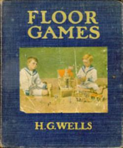 Cover Art for Floor Games