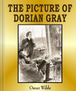 Cover Art for The Picture of Dorian Gray