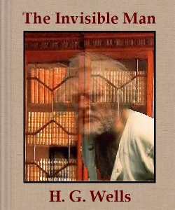 Cover Art for The Invisible Man