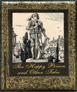 Cover Art for The Happy Prince and Other Tales