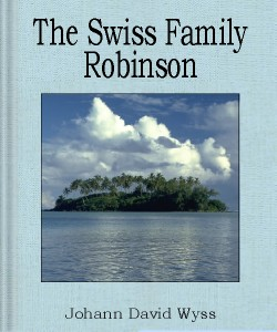 Cover Art for The Swiss Family Robinson