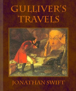 Cover Art for Gulliver's Travels