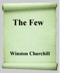 Cover Art for The Few