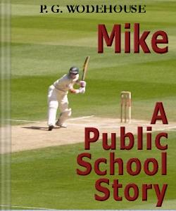 Cover Art for Mike:A Public School Story