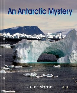 Cover Art for An Antarctic Mystery