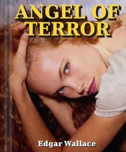 Cover Art for The Angel of Terror
