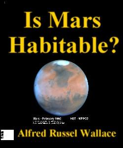 Cover Art for Is Mars Habitable?