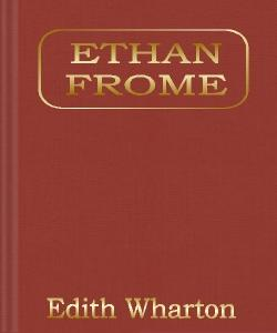 Cover Art for Ethan Frome