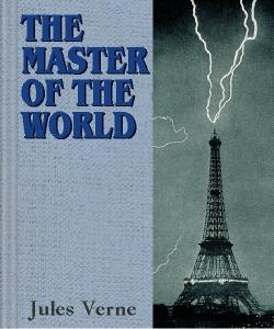 Cover Art for The Master of the World