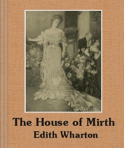 Cover Art for The House of Mirth