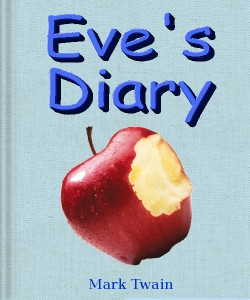 Cover Art for Eve's Diary
