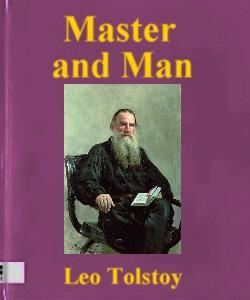 Cover Art for Master and Man