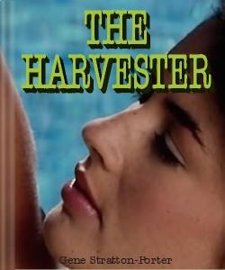 Cover Art for The Harvester