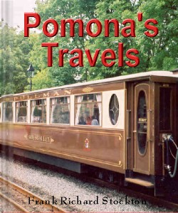 Cover Art for Pomona's Travels