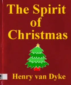 Cover Art for The Spirit of Christmas