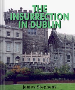 Cover Art for The Insurrection in Dublin