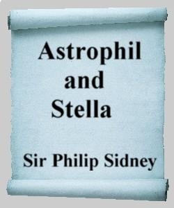 Cover Art for Astrophil and Stella