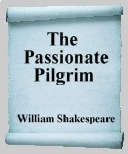 Cover Art for The Passionate Pilgrim