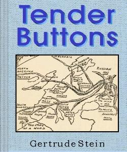 Cover Art for Tender Buttons