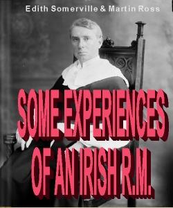 Cover Art for Some Experiences of an Irish R.M.