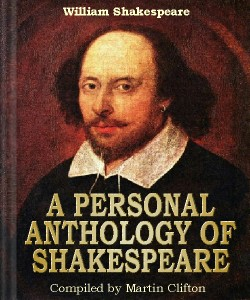 Cover Art for A Personal Anthology of Shakespeare:c...